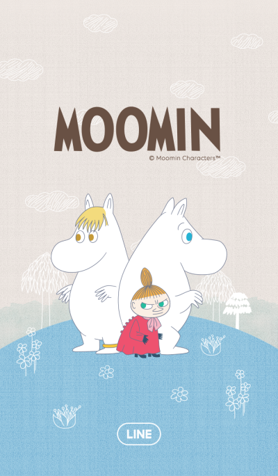 Moomin Natural Design