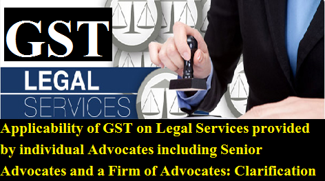 applicability-of-gst-on-legal-services-paramnews