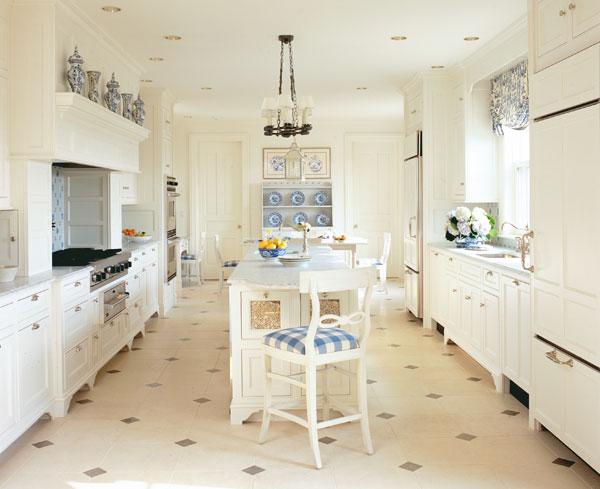 All White Kitchens Photos