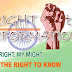 Procedure of filing a Right to Information application (RTI) Offline and Online