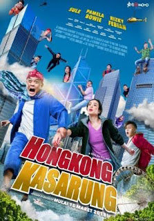 Film Hongkong kasarung (2018) indonesia