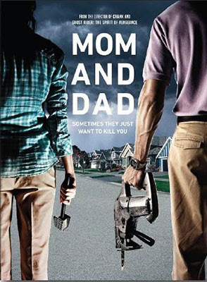 Bryan Taylor ha recibido el premio a mejor director por su película Mom & Dad
