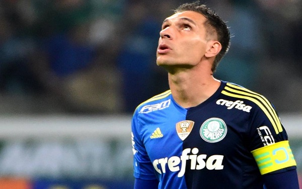 Goleiro da Palmeiras 'Fernado Prass' (Imagem: Reprodução/Gazeta Esportiva)