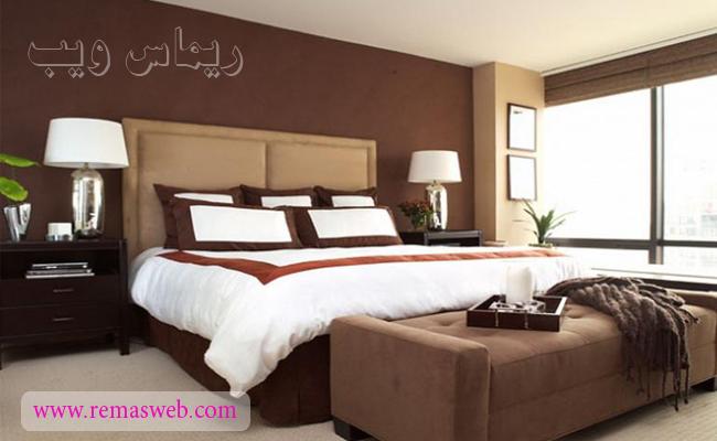 غرف نوم احدث و اجمل ديكورات و الوان اوض مودرن للعرسان