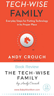 The Tech-Wise Family Book Review | technology | technology rules for families | #technologyrules