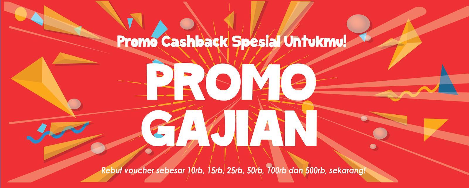 Yuk Berburu Cashback S D 500 Ribu Di Promo Gajian Vipdiskon