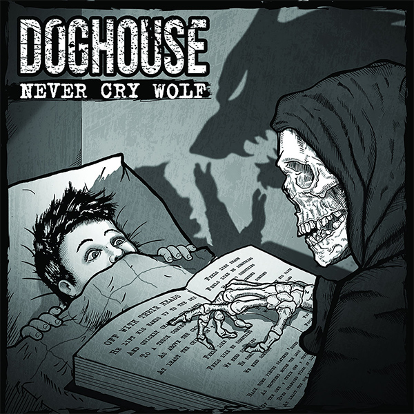 "Doghouse stream new album ""Never Cry Wolf"""
