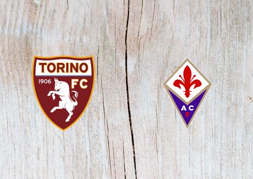 Torino vs Fiorentina - Highlights 13 January 2019