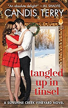 Tangled Up in Tinsel (Sunshine Creek Vinyard) by Candis Terry (CR)