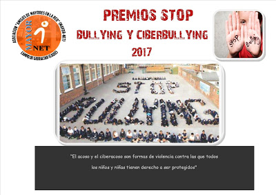 PREMIOS CIBERBULLYING 2017