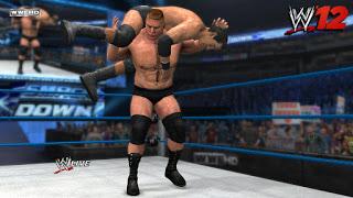 WWE 12 fixed