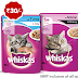 Free Whiskas (Cat Food) Samples