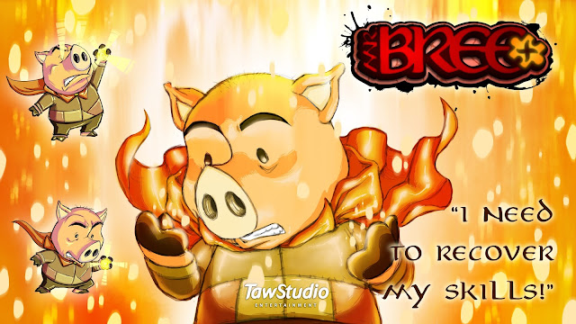 Mr. Bree, o jogo do Porco Brazuca.