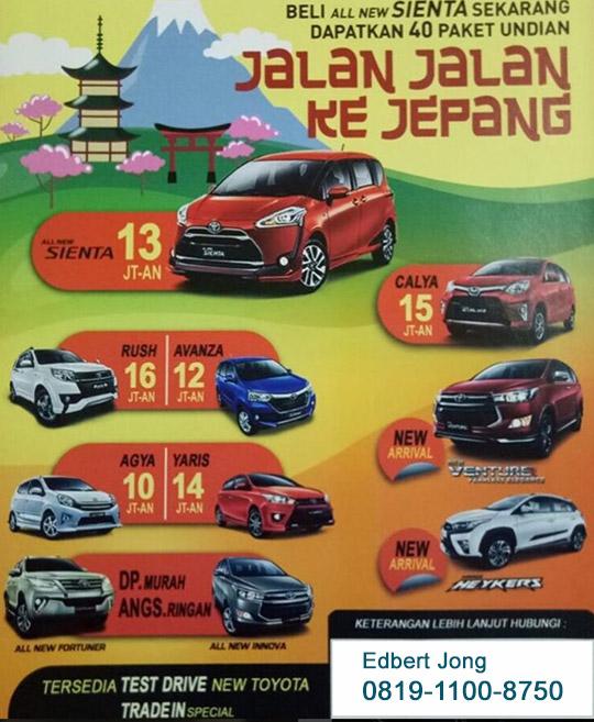 Toyota Tummarecon Tangerang