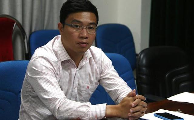 Ông Nguyễn Tiến Thành, Giám đốc Ban quản lý dự án cao tốc Đà Nẵng – Quảng Ngãi