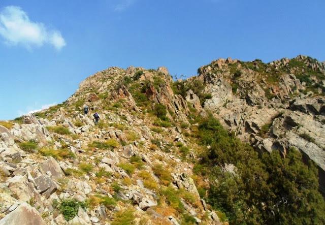 Переход из ущелья Такоб в ущелье Оджук, Варзоб, горы Таджикистана - фото-обзор похода