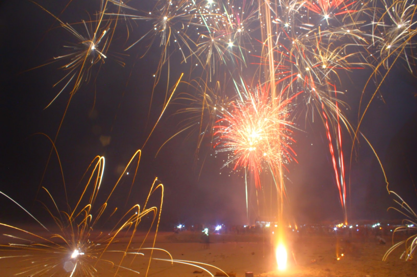 trial firework