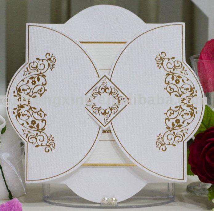 Wedding Invitation Unique: Couture Invitations - Unique Wedding Invitations