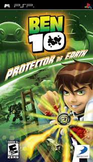 Cheat Ben 10: Protector Of Earth PSP