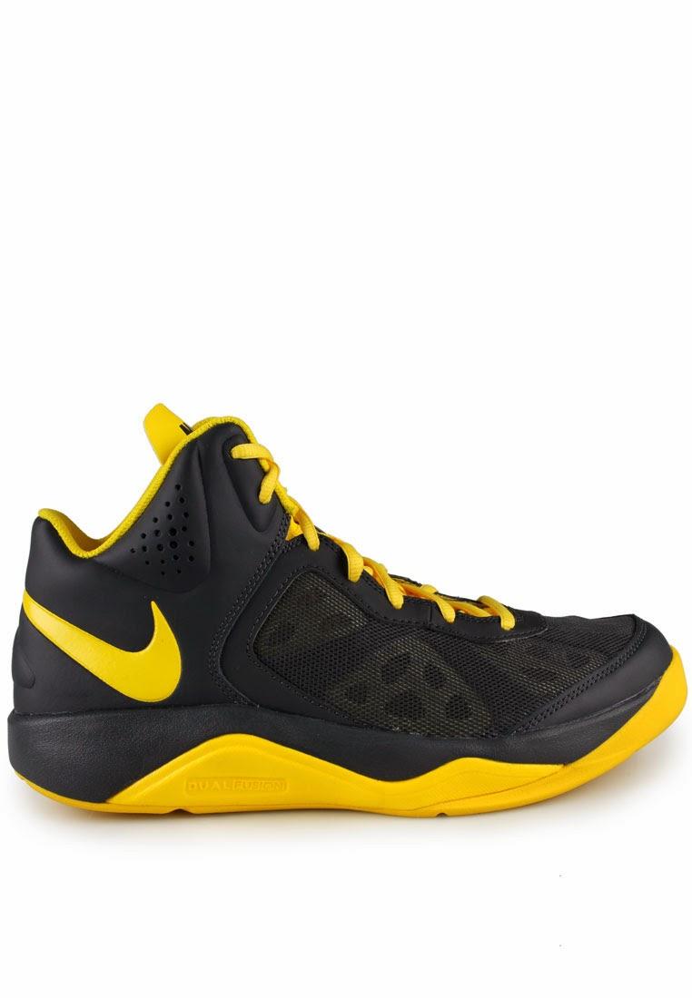 c736c1a1586f Sepatu Basket Pria Nike Dual Fusion