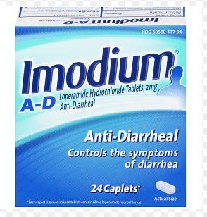 Imodium - Manfaat, Dosis, Efek Samping dan Harga
