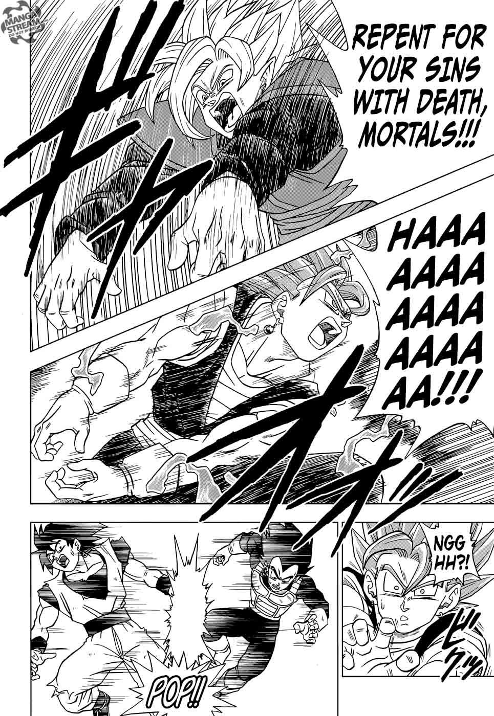 Dragonball Super Manga 61