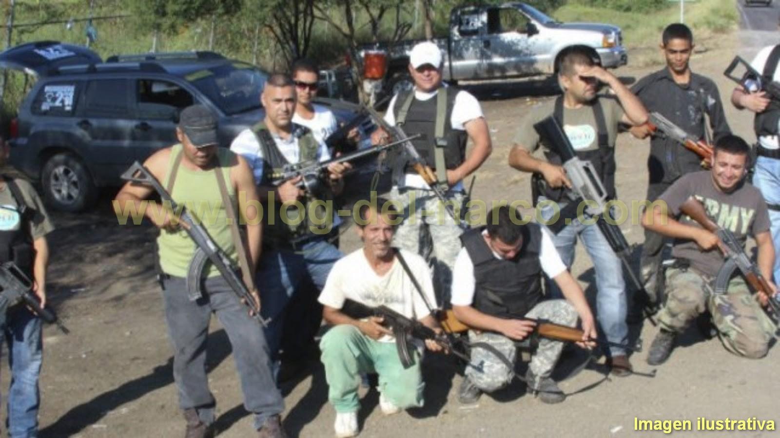 Tamaulipas: Campesinos en Armas para defender sus tierras contra el Narco