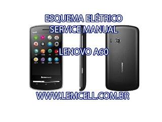 Esquema-Elétrico-Celular-Lenovo-A60-Manual-de-Serviço-Service-Manual-schematic-Diagram-Cell-Phone-Smartphone-Lenovo-A60