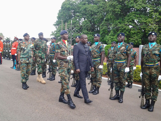 Ghanaian soldiers advised to avoid sexual relations during peace missions