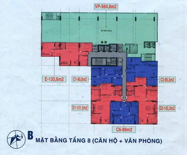 Dự án chung cư Liễu Giai Tower số 26 Liễu Giai