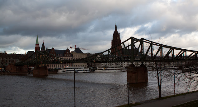 Eiserner Steg-Francoforte