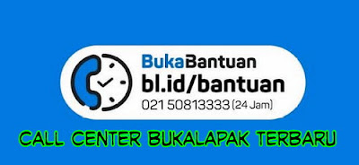 Call Center No Customer Service Bukalapak Bebas Pulsa Terbaru 2018