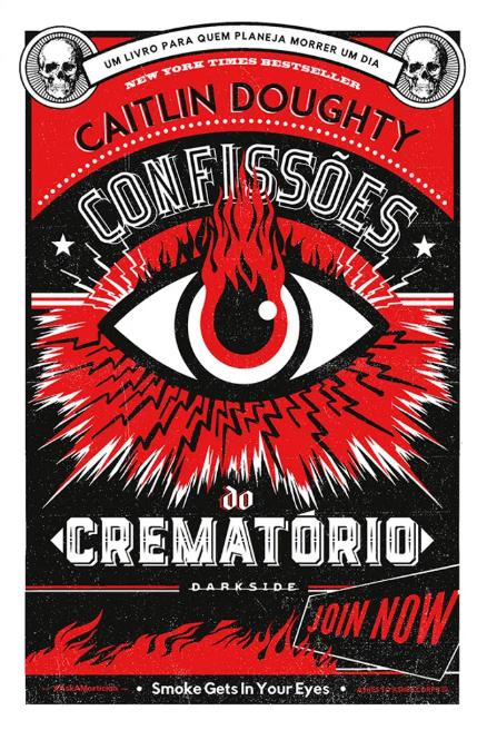 Livro Confissões do Crematório