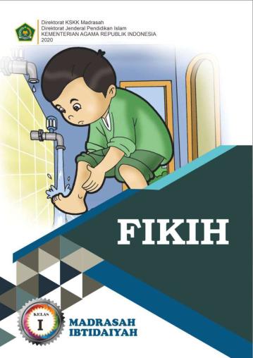 Buku Fikih SD/MI Kelas 1 2 3 4 5 6 Kurikulum 2013 Edisi Final 2020