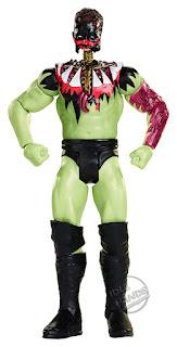 Mattel WWE Zombies Action Figures Series 3 Finn Balor 01