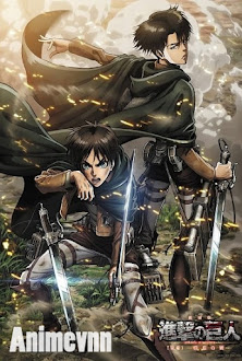 Attack On Titan OVA - Shingeki no Kyojin OVA 2013 Poster