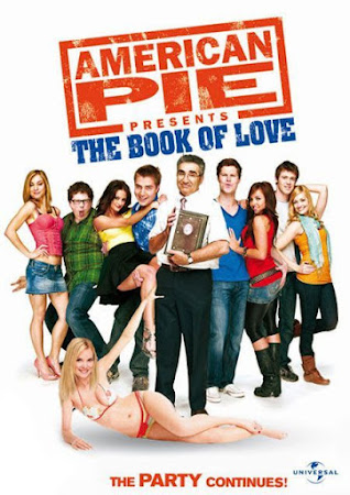 Poster Of Free Download American Pie Presents: The Book of Love 2009 300MB Full Movie Hindi Dubbed 720P Bluray HD HEVC Small Size Pc Movie Only At worldfree4u.com
