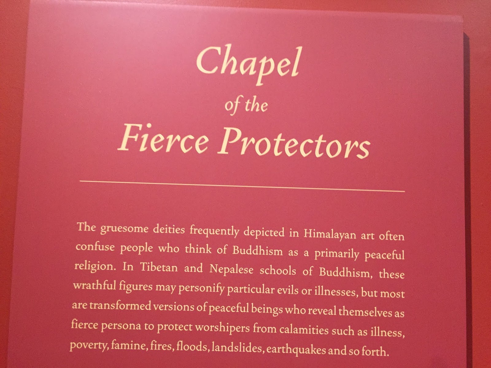 Confessions of a Traveling Music Teacher: Fierce Protectors
