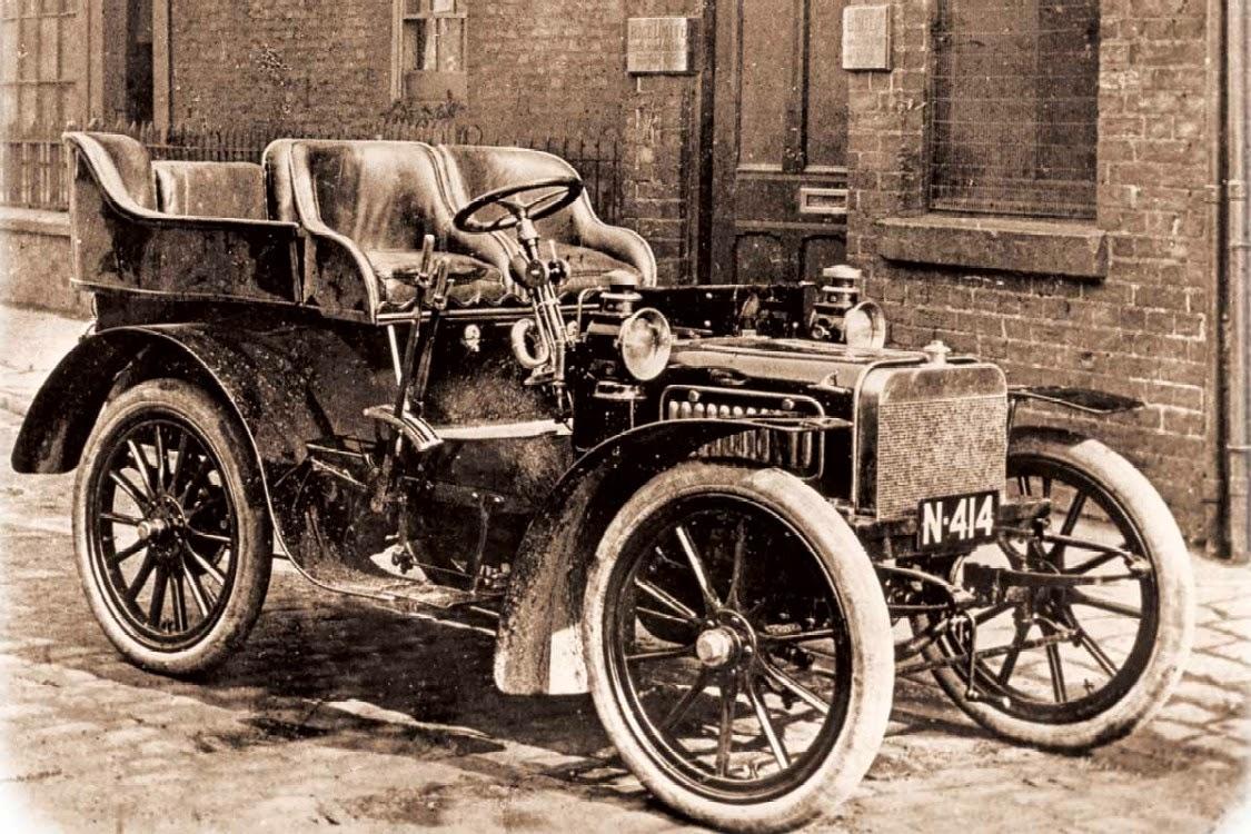 Unique 1st Car Made Ensign - Classic Cars Ideas - boiq.info