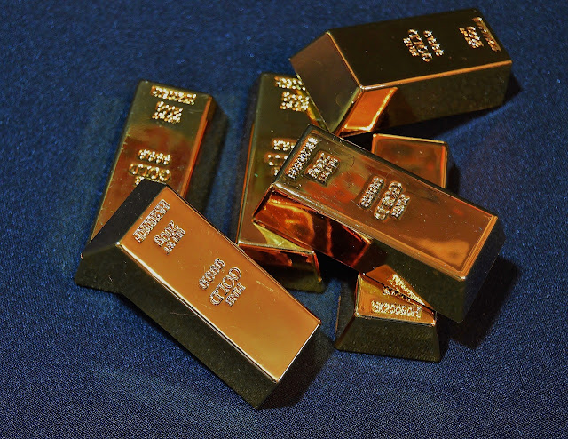 Russia's Hunger For Gold Is Down to Broadening, Central Bank Governor Says - rictasblog