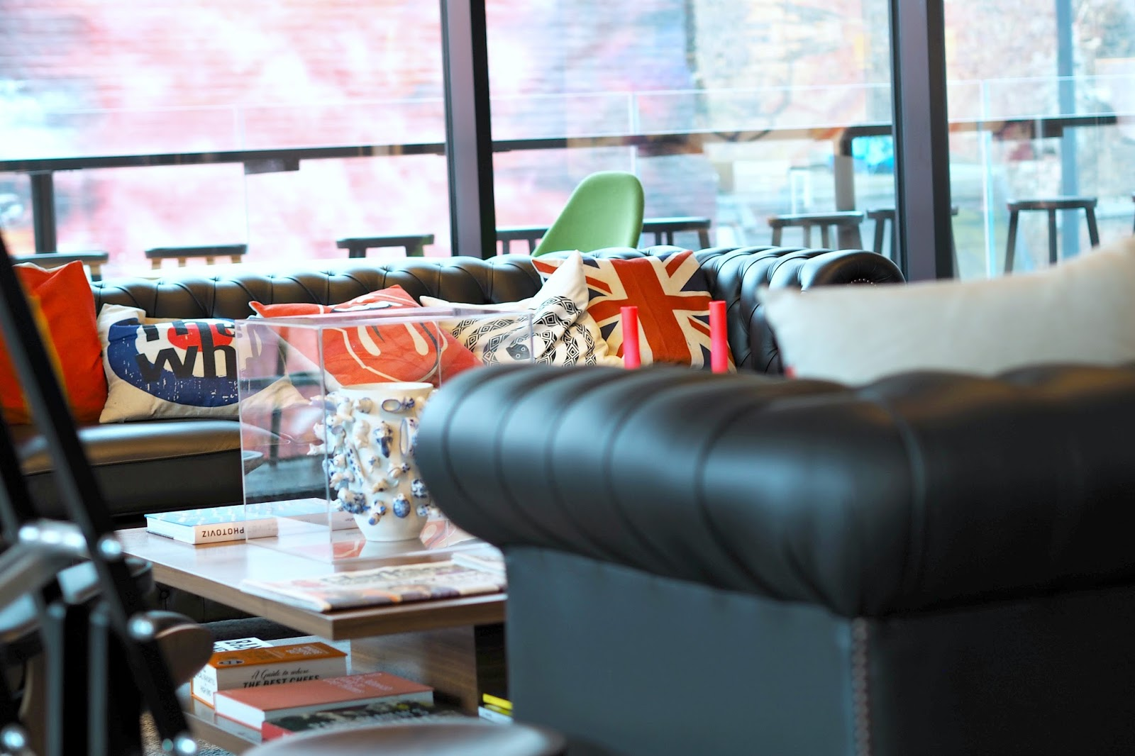 citizenm shoreditch, hotel review by blogger