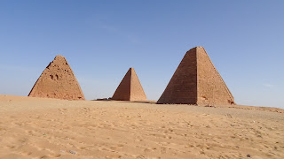 Small but efficient pyramids were used to house death kings