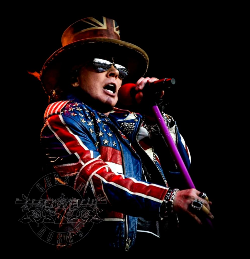 Guns N Roses Stars Legend Band Top Wallpapers