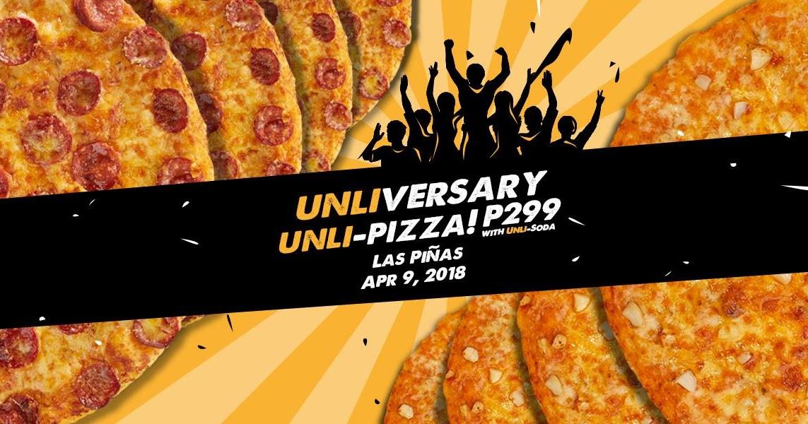 Manila Shopper Yellow Cab Bataan Las Pinas  SM MOA UNLIversary Promo Apr 9  10 2018