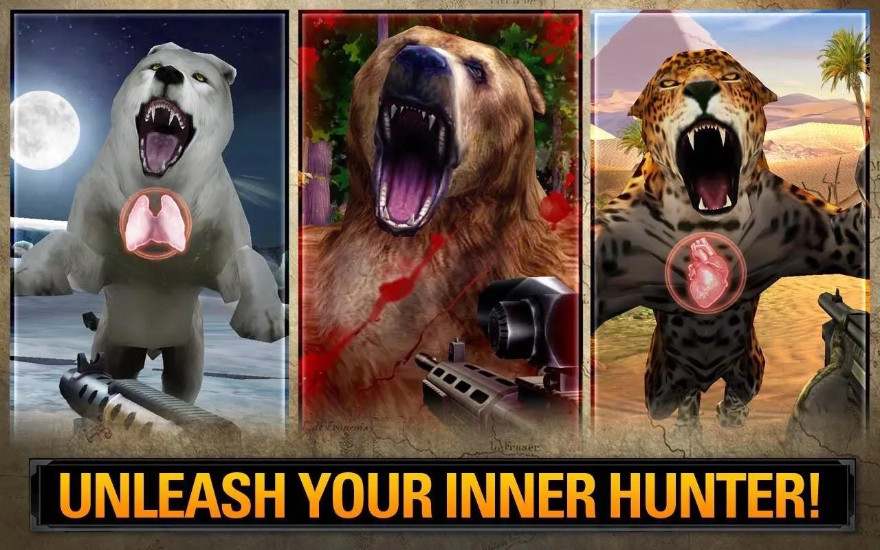 Deer Hunter 2014 V2 2 0 Mod Unlimited Money Unlocked