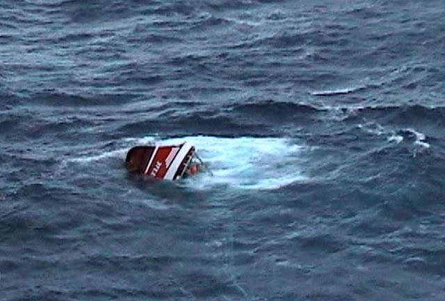 Jasad Wakapolres Labuhanbatu Korban Kapal Tenggelam Ditemukan