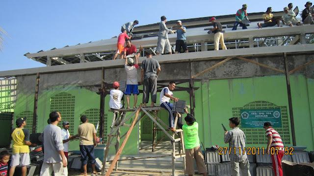 Astaghfirullah! Mantan DPRD Jateng Berani Korupsi Dana Renovasi Masjid 127 Juta