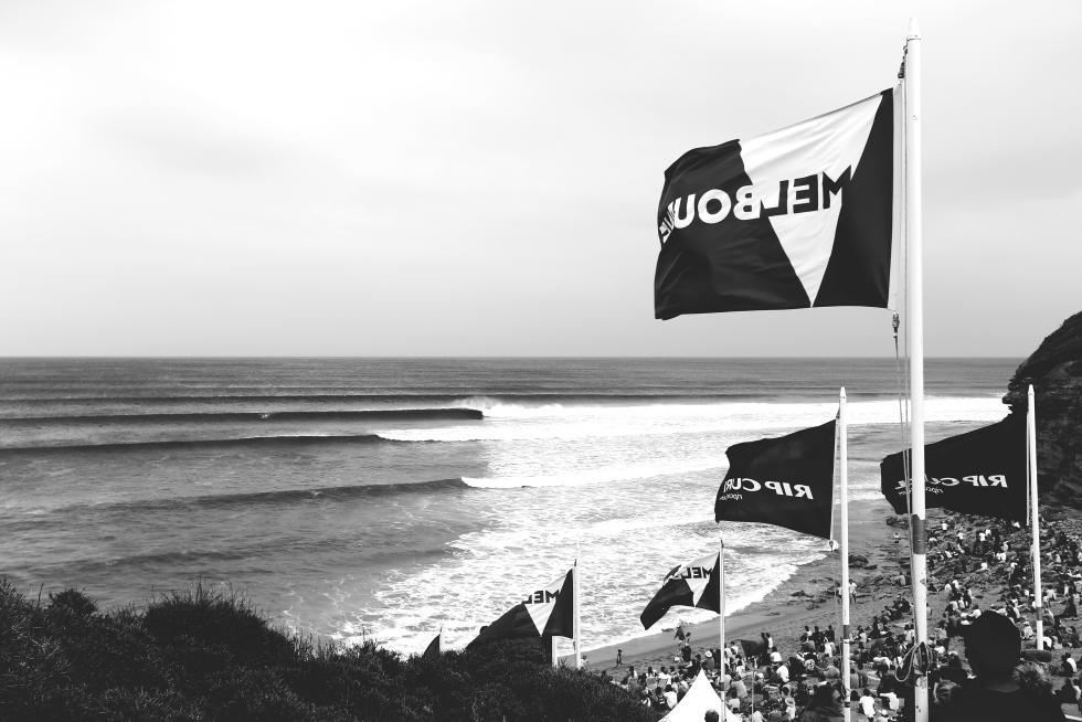 50 Lineup Rip Curl Pro Bells Beach Foto WSL Ed Sloane