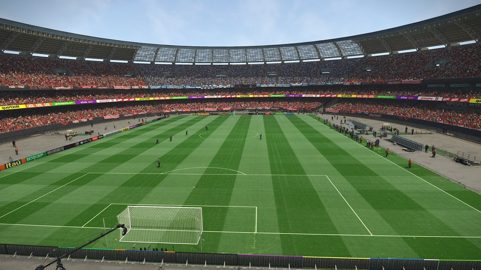 PES 2019  Enhanced turf pack v4.4 update by Endo