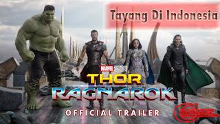 Thor Ragnarok Cover